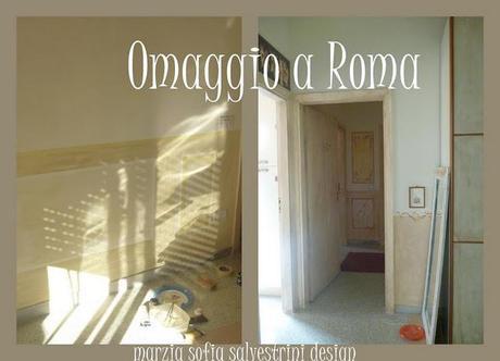 Omaggio a roma la stanza da pranzo paperblog for Decora la stanza girlsgogames