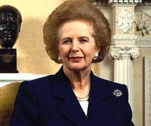 13 ottobre 1925: Nasce Margaret Thatcher
