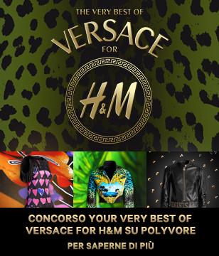 Versace for H&M; competiton