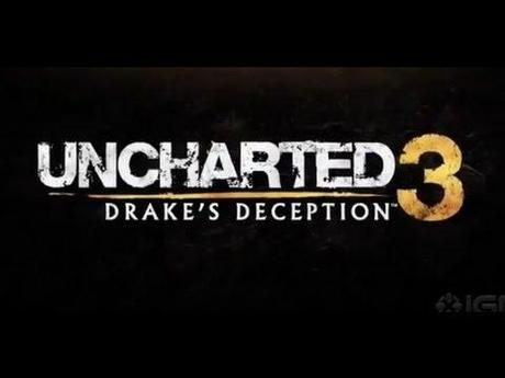 0 Uncharted 3: Drakes Deception, trailer in game Deserto