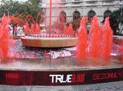 dalla fontana sgorgasse sangue? guerrilla True Blood