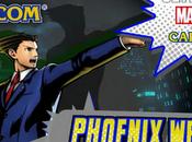 Ultimate Marvel Capcom Phoenix Wright Nova aggiungono alla lista personaggi