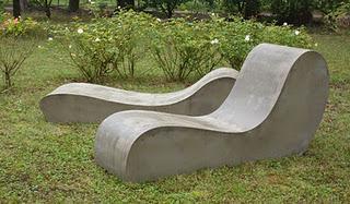 Lovecement sedute in cemento per esterni paperblog for Sedute per piscine