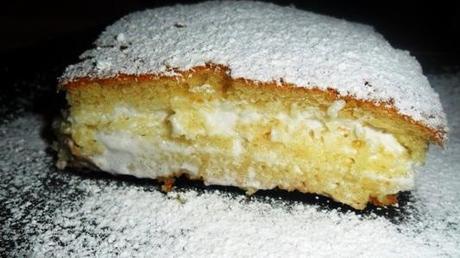 Dolci Da Credenza Torta Paradiso : Ricette dolci dietetiche: torta paradiso in versione light paperblog