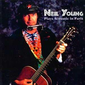 Neil Young - Plays Acoustic In Paris, 12/11/1989