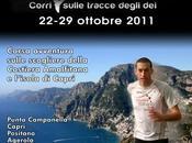 """22/29 Ottobre 2011: Lafuma Amalfi Coast Trail""""....Corsa avventura sulle scogliere della Costiera Amalfitana dell'isola Capri."""