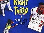 cosa giusta (1989)