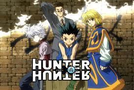 Hunter X Hunter, ranking