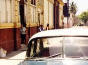 tramonto mito, auto cubane famose tutto mondo