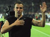 Juventus: Andrea Agnelli saluta ringrazia Alex Piero.....