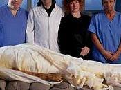 Tassista londinese diventera' mummia
