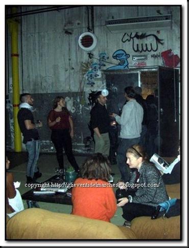 Vic mati al circus studios di milano paperblog for Circus studio milano