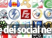 Icone Social Network scaricare