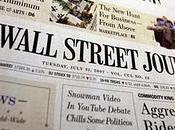 Wall Street Journal denuncia l'incapacità