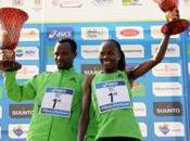 VeniceMarathon: vincono Tadese Kirop record!!!
