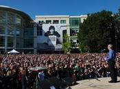 Apple rende disponibile video della commemorazione onore Steve Jobs