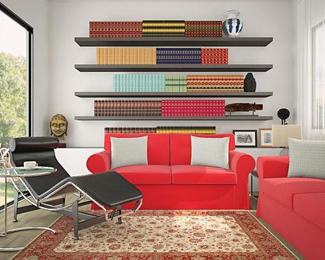 Arredare il soggiorno in semplici mosse la rubrica di olivia n 1 paperblog - Arredare casa risparmiando ...