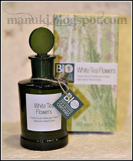 Review Monotheme Bio - Eau de Toilette White Tea Flowers.