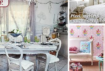Casa da sogno la rivista esce con me in copertina for Rivista di case da sogno