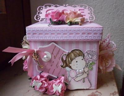 Box portagioie paperblog - Costruire un portagioie ...