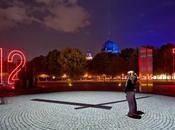 Berlin: city bright lights