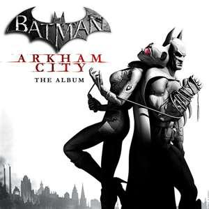 Black Rebel Motorcycle Club Batman arkham city