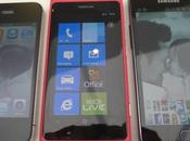 Nokia Lumia iPhone Samsung Galaxy Browser Confronto Video