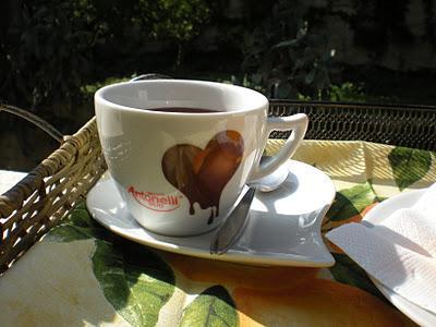 Una fetta di Camilla con Cioccoloso Arancia e Cannella