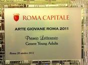 Premio Arte Giovane Roma Capitale 2011