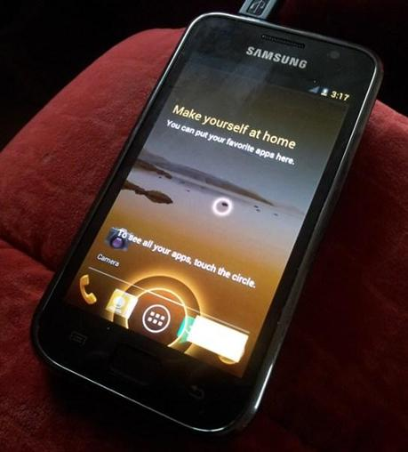 Samsung Galaxy S Rom Android Ice Cream Sandwich : Download