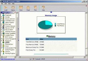 Informazioni computer con WinAudit