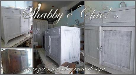 Corsi d 39 arte pittura su mobili e su mura decorazione a foglia e restyling di vecchi mobili e - Dipingere mobili vecchi ...