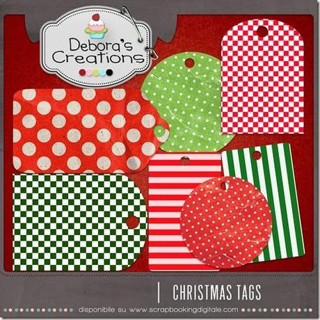 Preview Christmas Tags