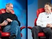 Bill Gates: aiutato Steve Jobs creare