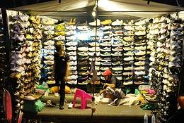 Bangkok tutti i mercati notturni - - Paperblog