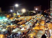 Bangkok tutti mercati notturni