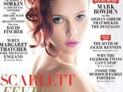 Scarlett Johansson Vanity Fair Dicembre 2011