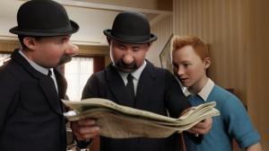 Tintin e la Pura Magia del Cinema