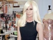 "Intervista Donatella Versace. ""Karl Lagerfeld, Genio."" Cavalli? Meno"