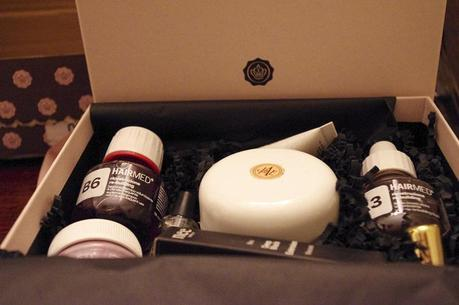 My first GlossyBox