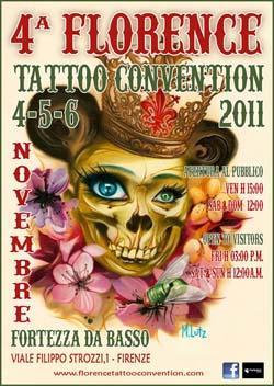 Florence Tattoo Convention: preparatevi a vedere i tatuaggi più belli ...