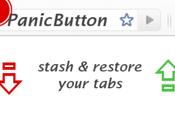 Chiudere tutte finestre Chrome contemporaneamente PanicButton