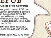 Free ePub Converter, servizio convertire file formato ebook