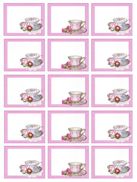 Extrêmement Etichette per confetture, marmellate e conserve - Paperblog CF63