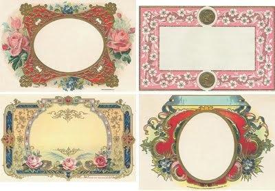 Etichette per confetture marmellate e conserve paperblog - Modelli di ghirlanda stampabili ...