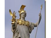 leggenda albanese della nascita Atena