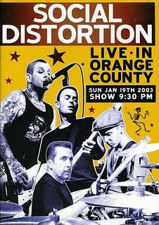 Social Distortion – Live in Orange County