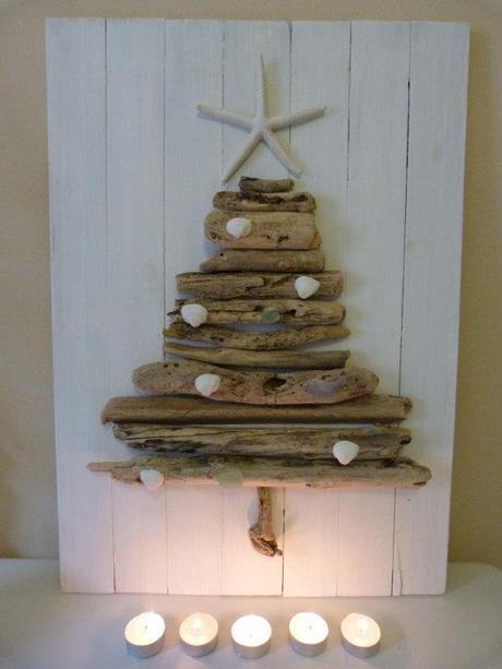 Idee per decorazioni natalizie albero di natale for Idee per albero di natale