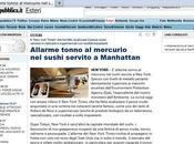 pesce mercurio insulti gratuiti Massimo della Schiava