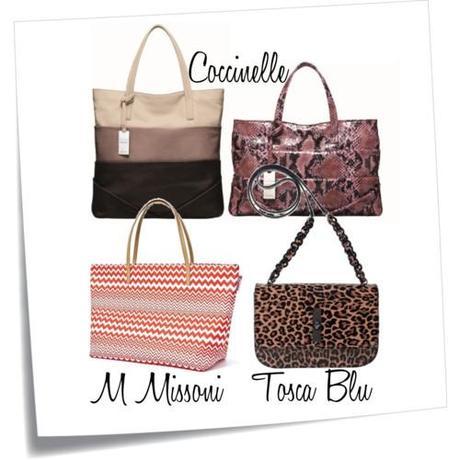 Le charity bags per il Natale 2011